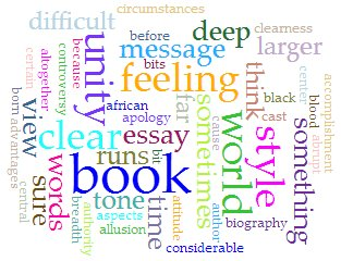 Cirrus Word Cloud of Du Bois's SBFI (Voyant Tools)