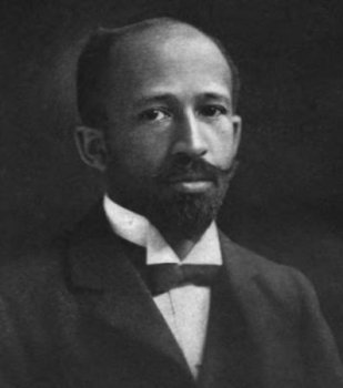 Du Bois, 1904 (Photo, 5th Editon of Souls)