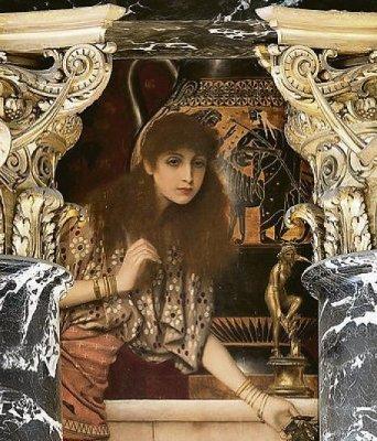 Klimt, Griechische Antike