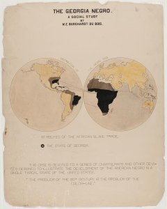 1900 Paris Exposition (Du Bois's Georgia Study)